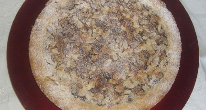…le delizie del PaLato: Crostata al cioccolato e mandorle