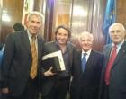 Provincia: presentato il libro del giornalista Roberto Gueli