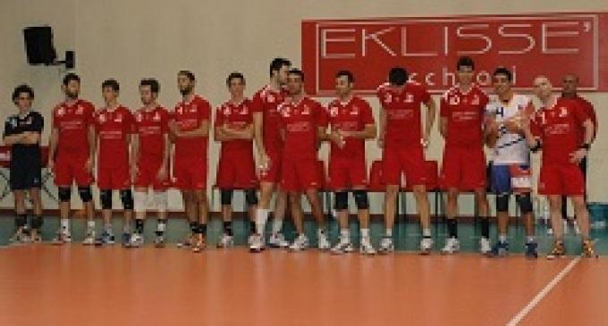Volley, serie B2: L'Eklissè torna in campo in amichevole