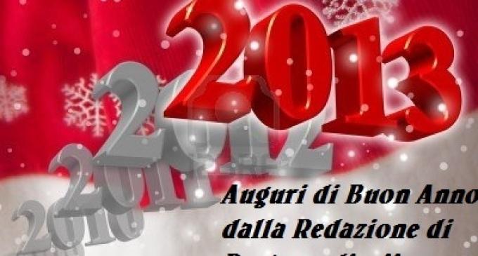 Auguri di Buon Anno da Partannalive!!