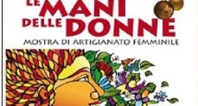 Partanna: Al Castello Grifeo Le Mani delle Donne