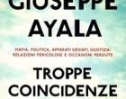 Castelvetrano: il giudice Giuseppe Ayala presenta il suo nuovo libro