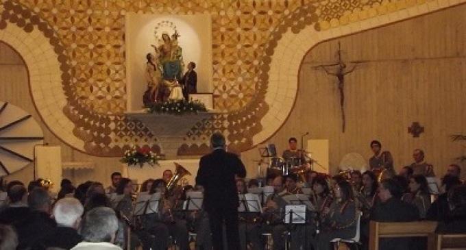 Partanna: il concerto natalizio del corpo musicale V.Bellini- alcune foto