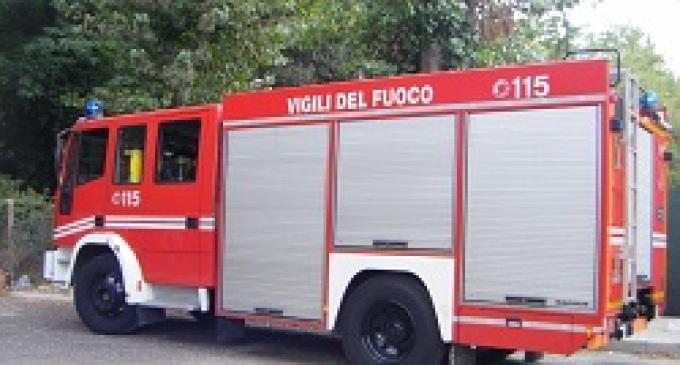 Mazara: villa brucia per mano dolosa
