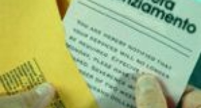 Licenziati 328 lavoratori del Cefop