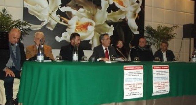 Assemblea cittadina: il mondo imprenditoriale chiede proposte concrete per rilanciare Partanna. Catania: pronto a metterci la faccia