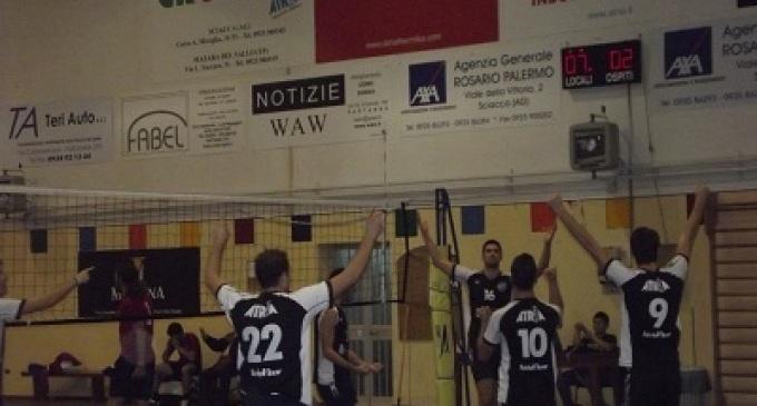 Volley- Coppa Sicilia: il Partanna batte il Capaci e vola ai quarti di finale