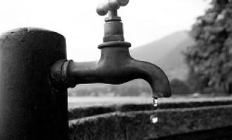 Alcamo: domani sospensione dell'erogazione idrica delle fontanelle del Bottino