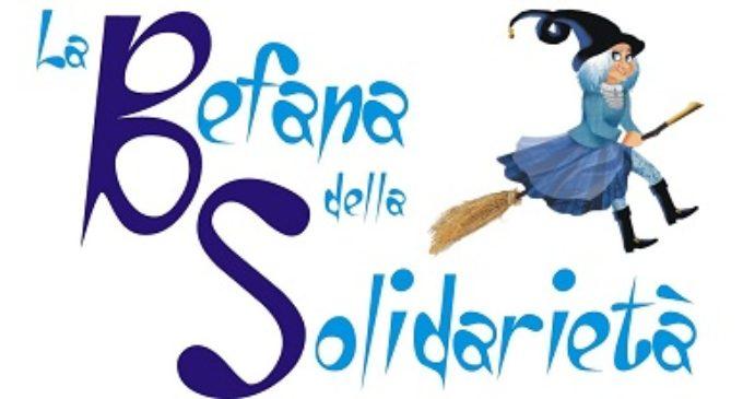Partanna: domenica 6 gennaio la Befana della Solidarietà