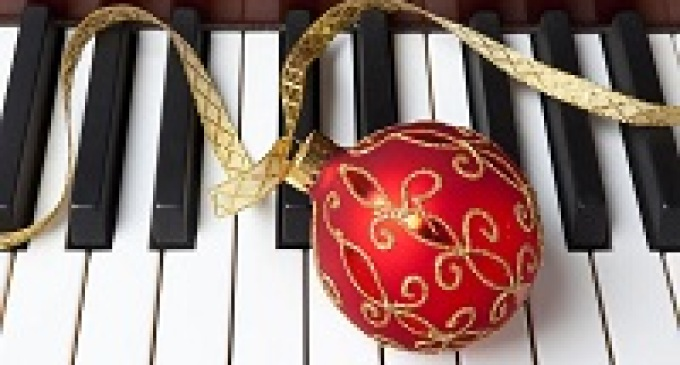 Partanna: Rossella Pisciotta in The Christmas Piano