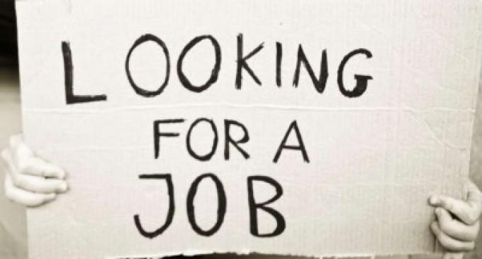 Sicilia in piena disoccupazione, persi 30mila posti di lavoro in un anno