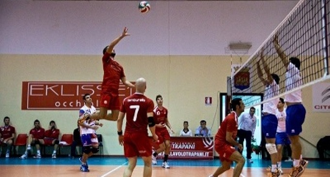 Volley, serie B2: Trapani, un big match per volare via