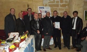 Partanna: conclusa la V Festa del Donatore organizzata dall'AVIS