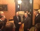 Il Coordinamento dei Sindaci Incontra il Presidente del Senato