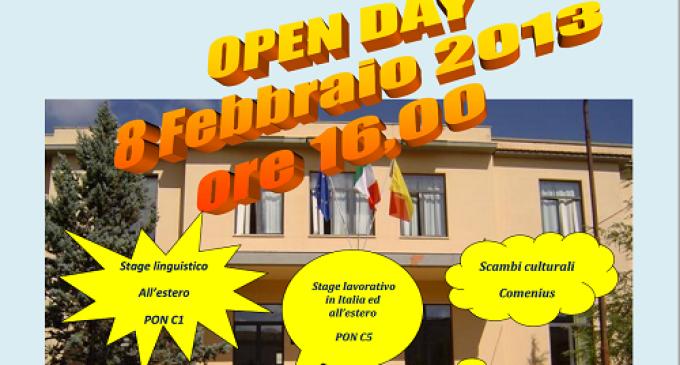 Istituto Dante Alighieri Partanna: venerdi 8 febbraio giornata dell'orientamento scolastico