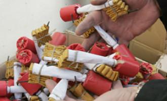 Misilmeri, fuochi d'artificio illegali: confiscata una fabbrica abusiva