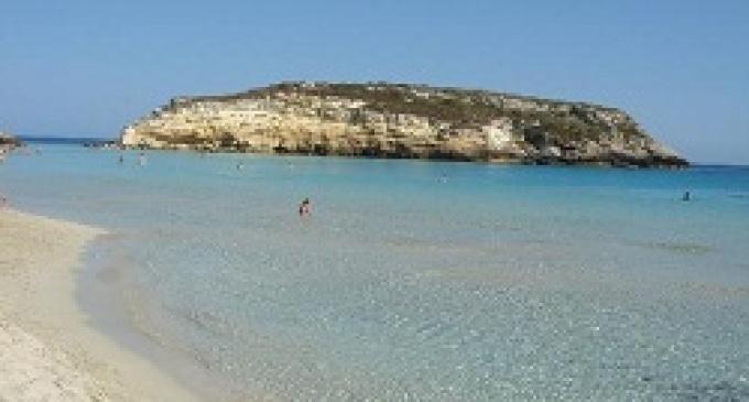 La spiaggia più bella del mondo si trova in Sicilia