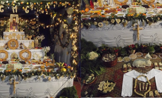 Partanna: gli altari in onore di San Giuseppe, ecco alcune foto