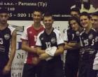 Volley-Serie C: la Libertas Partanna perde in casa dello Sciacca, finisce 3-1