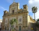 Partanna: restyling del centro storico e lavori di restauro della Chiesa Madre