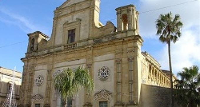 Partanna: al via i lavori di restauro della Chiesa Madre