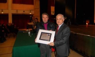Partanna: l'omaggio del Dante Alighieri al Professore Filippo Battaglia