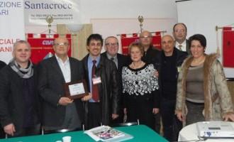 AVIS Partanna: 1° posto in provincia per incremento di soci