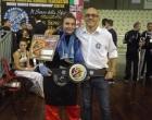 """L'atleta marsalese Giacoma Cordio premiata """"Athlete of the year 2012"""""""