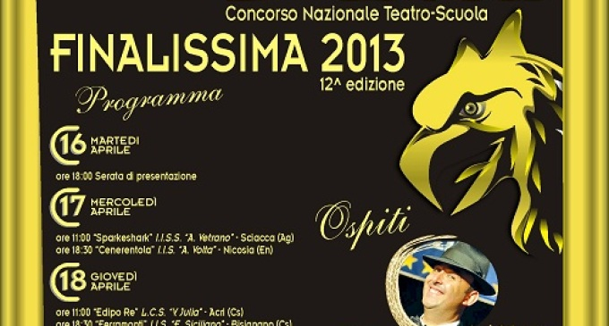 """Partanna: concluso il 12^ Grifo D'oro, trionfa l'ITC Giordano con l'opera """"I Miserabili"""""""
