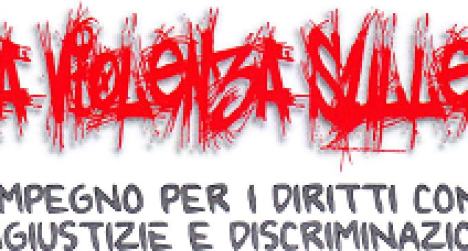 No alla violenza sulle donne- un impegno per i diritti contro ingiustizie e discriminazioni