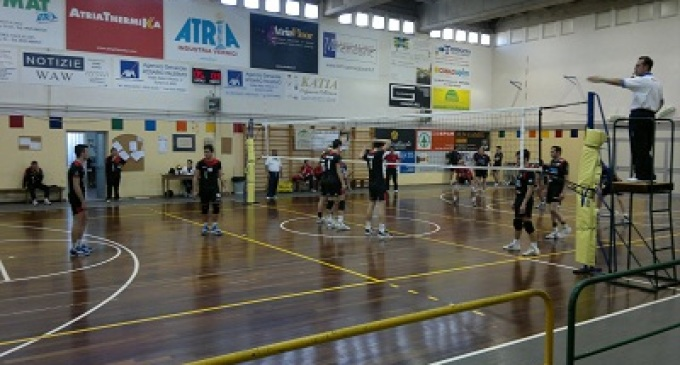 Volley Serie C: la Libertas Partanna in casa non sbaglia un colpo, 3-0 all'Olimpia