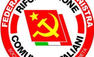 Partanna-Rifondazione Comunista, Tammuzza nuovo Segretario comunale