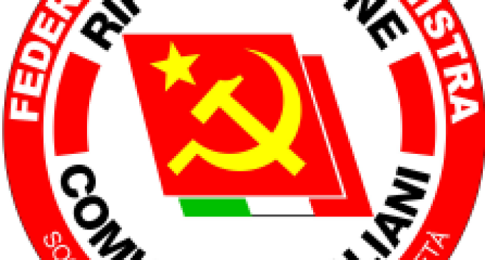 """Partanna: il Partito della Rifondazione Comunista chiede con fermezza le """"Primarie"""""""