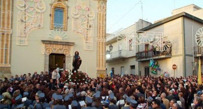 Partanna: festeggiamenti in onore di San Francesco di Paola