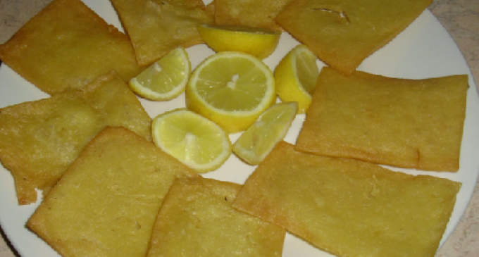 …Le Delizie del Palato: Panelle…la ricetta palermitana
