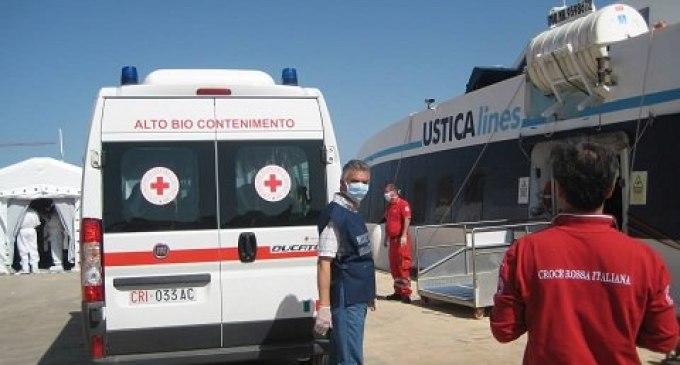 La Croce Rossa italiana costituisce il reparto sanità pubblica in Sicilia