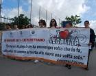 Il Sindaco e la Giunta municipale di Castelvetrano al Corteo della Legalità