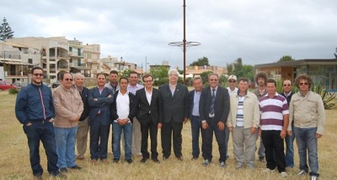 Castelvetrano: è partito il progetto di pulizia del territorio con gli agricoltori