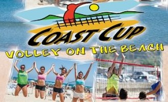 Coast Cup 2013: IX edizione della manifestazione nazionale di beach volley giovanile