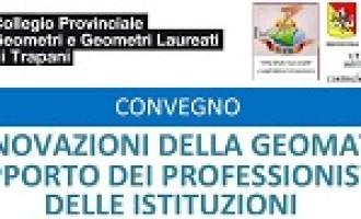"""Campobello di Mazara: """"Le innovazioni della Geomatica a supporto dei professionisti e delle istituzioni"""""""
