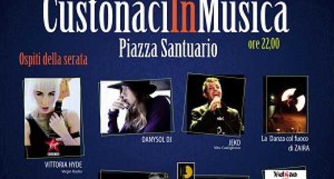 """""""Custonaci in musica"""": evento organizzato da """"AV Emotional Events"""""""