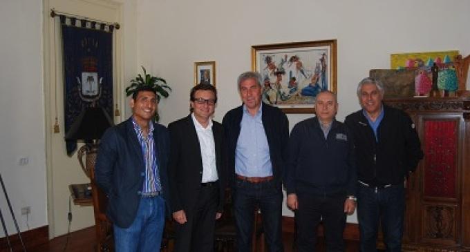Castelvetrano: il Sindaco Errante ha ricevuto la commissione provinciale Sport, Turismo e Spettacolo