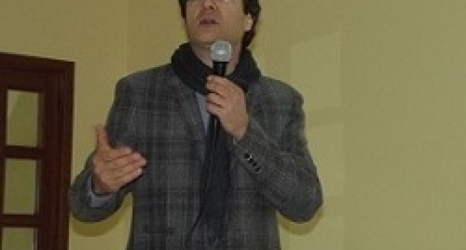 Partanna: streaming comizio candidato sindaco Dino Mangiaracina