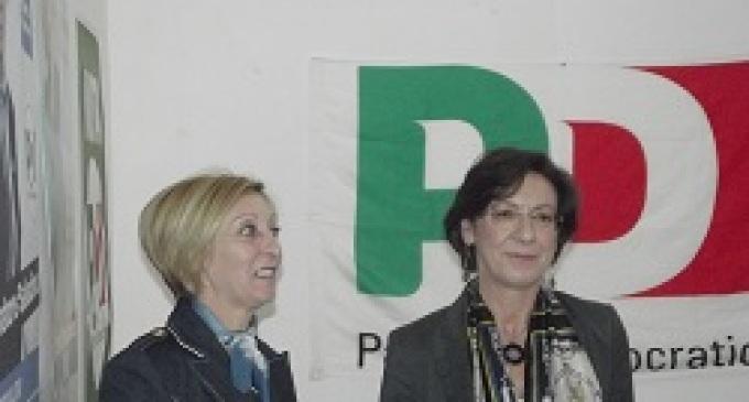 Partanna: la candidata Giulia Flavio ha incontrato i lavoratori precari del comune