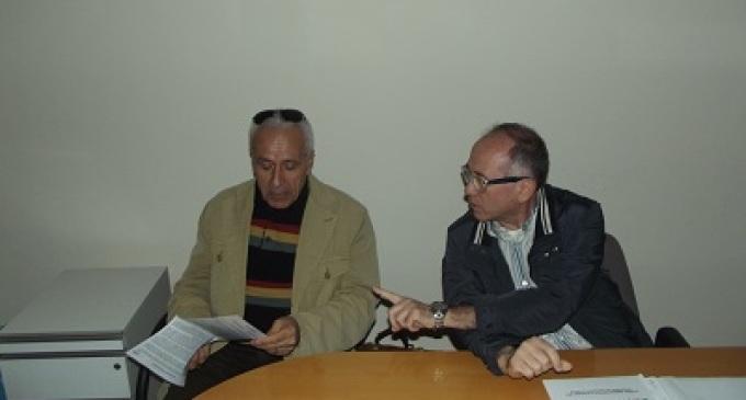Partanna, elezioni amministrative: il candidato Giovanni Inglese incontra i cittadini nella sezione UIL