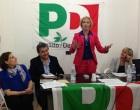 Partanna: la candidata Giulia Flavio ha incontrato le categorie produttive della città, presente la Senatrice Orrù