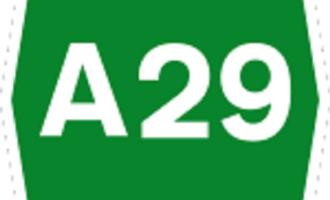 Anas comunica interruzione traffico lungo l'autostrada A-29
