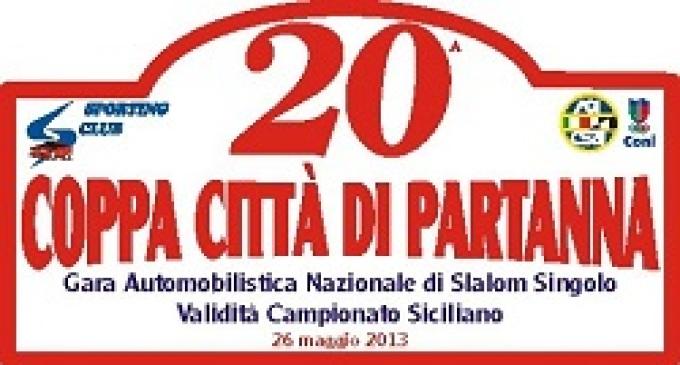 20^ Coppa Città di Partanna: le classifiche in tempo reale