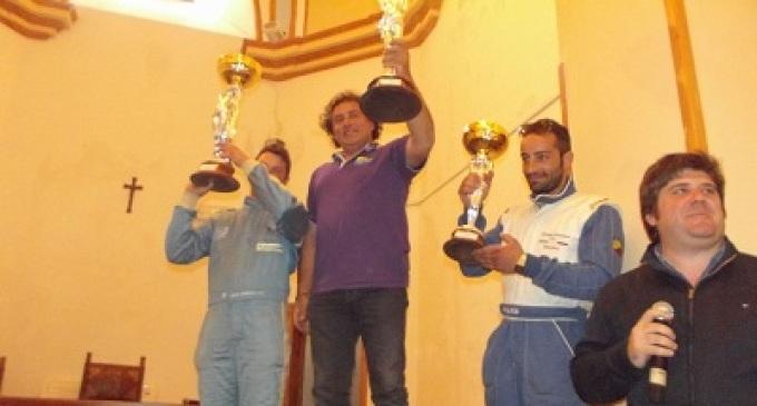 Slalom Automobilistico: Andrea Raiti vince la 20^ Coppa Città di Partanna