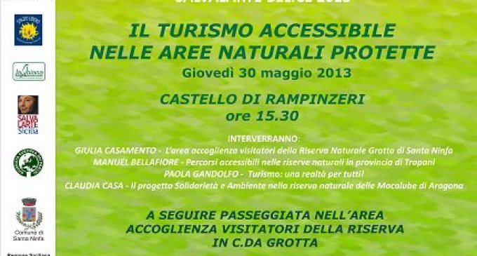 """Convegno """"Il turismo accessibile nelle aree naturali protette"""""""